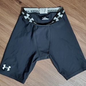 Under Armour heat Gear Trunks good condition